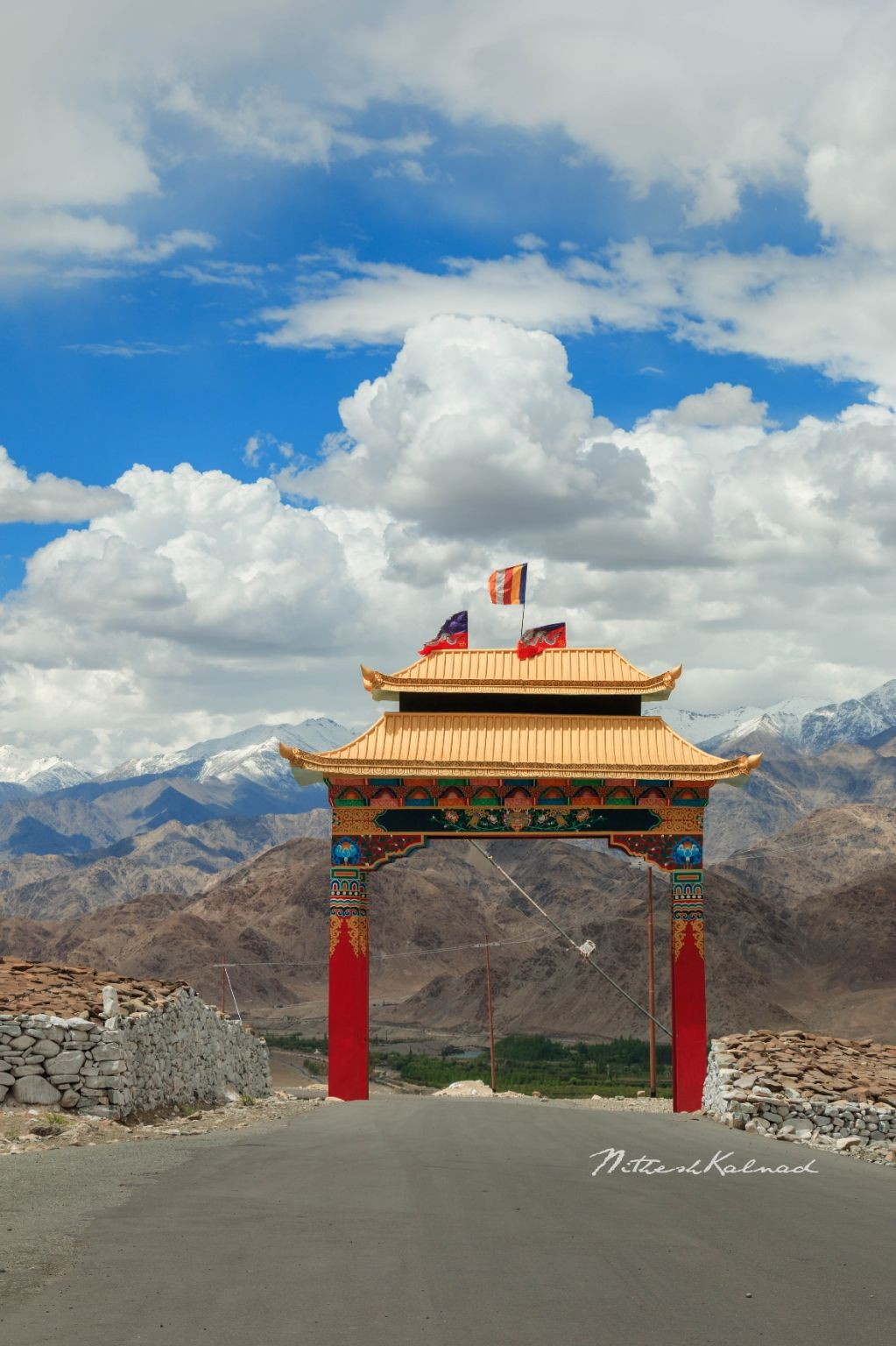 Photo of Ladakh By nitheshkalnad