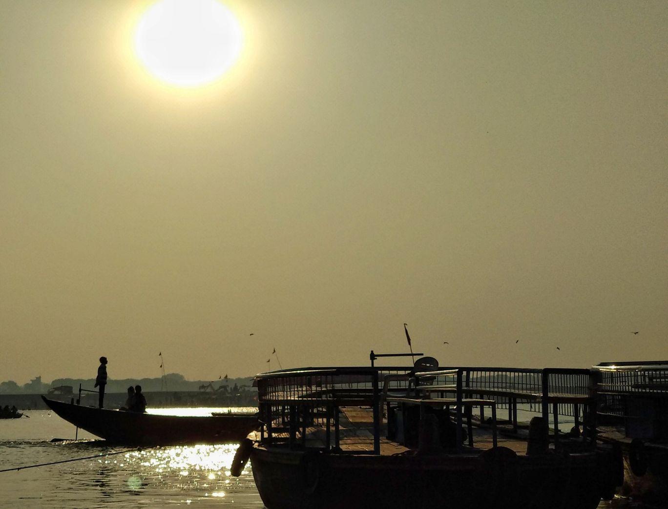 Photo of Dashashwamegh ghat By Shaani Arya