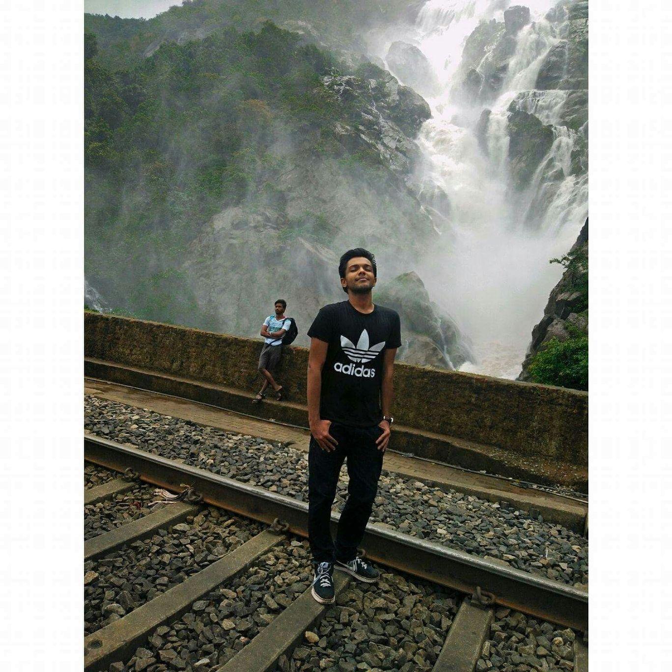 Photo of Dudhsagar Falls By 99