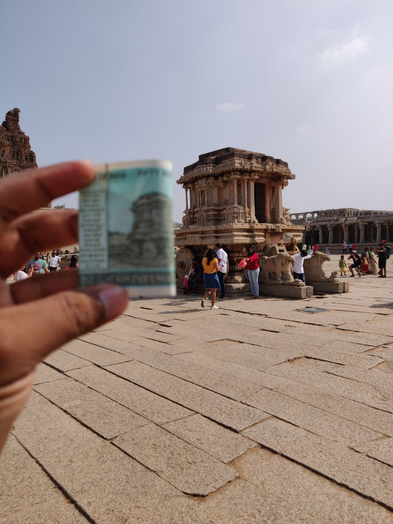Photo of Hampi By Sourav Rout