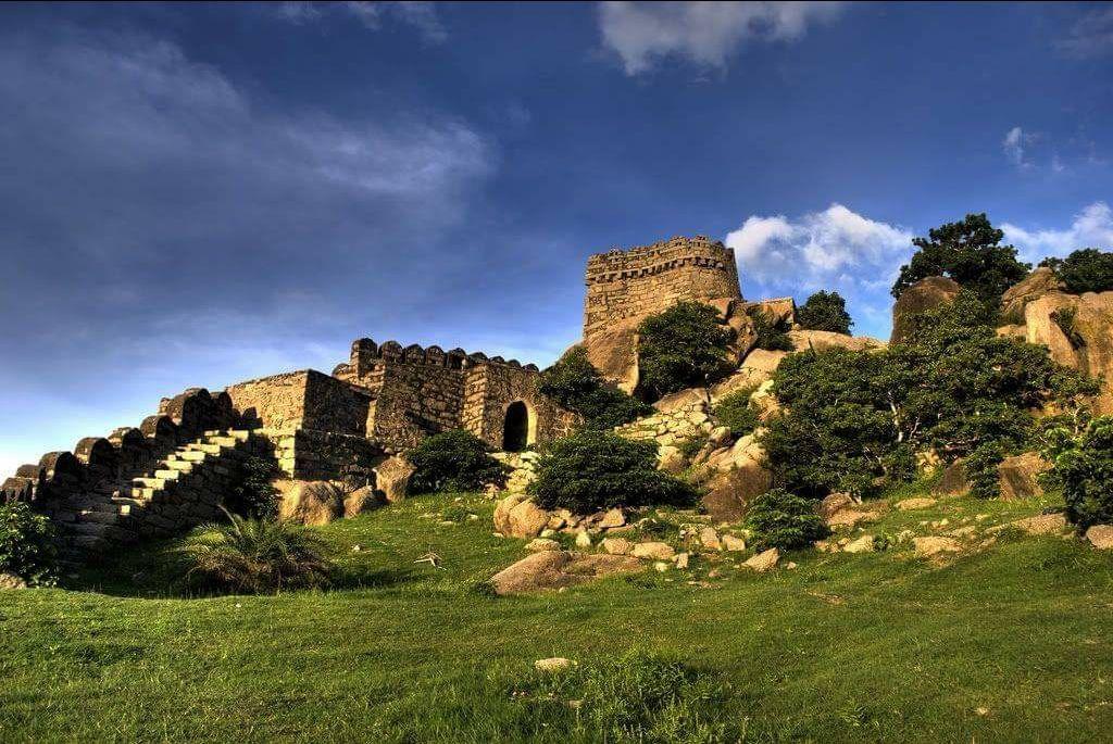 Photo of Golconda Fort By Salman Faraz