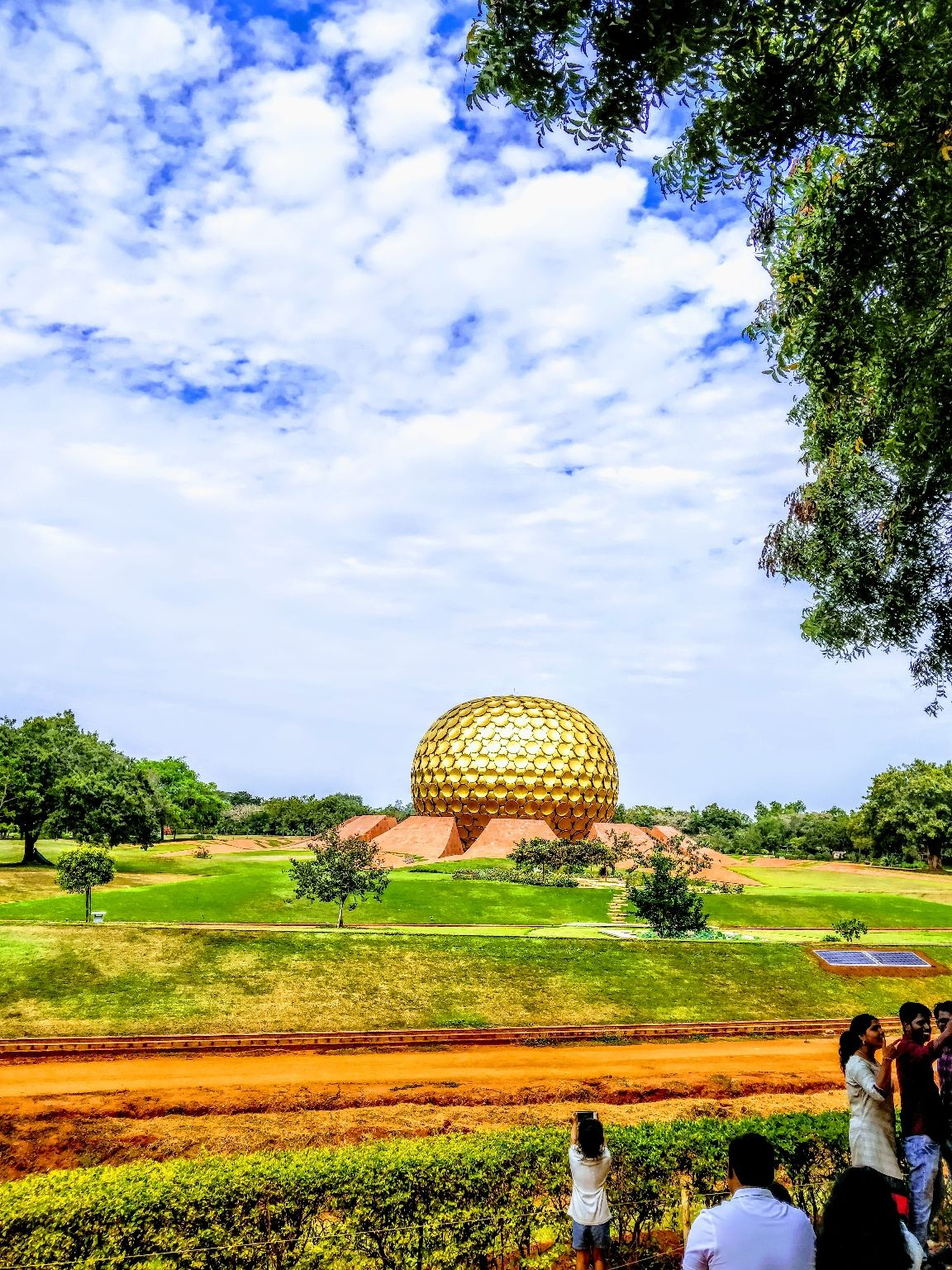 Photo of Auroville By avinash avi