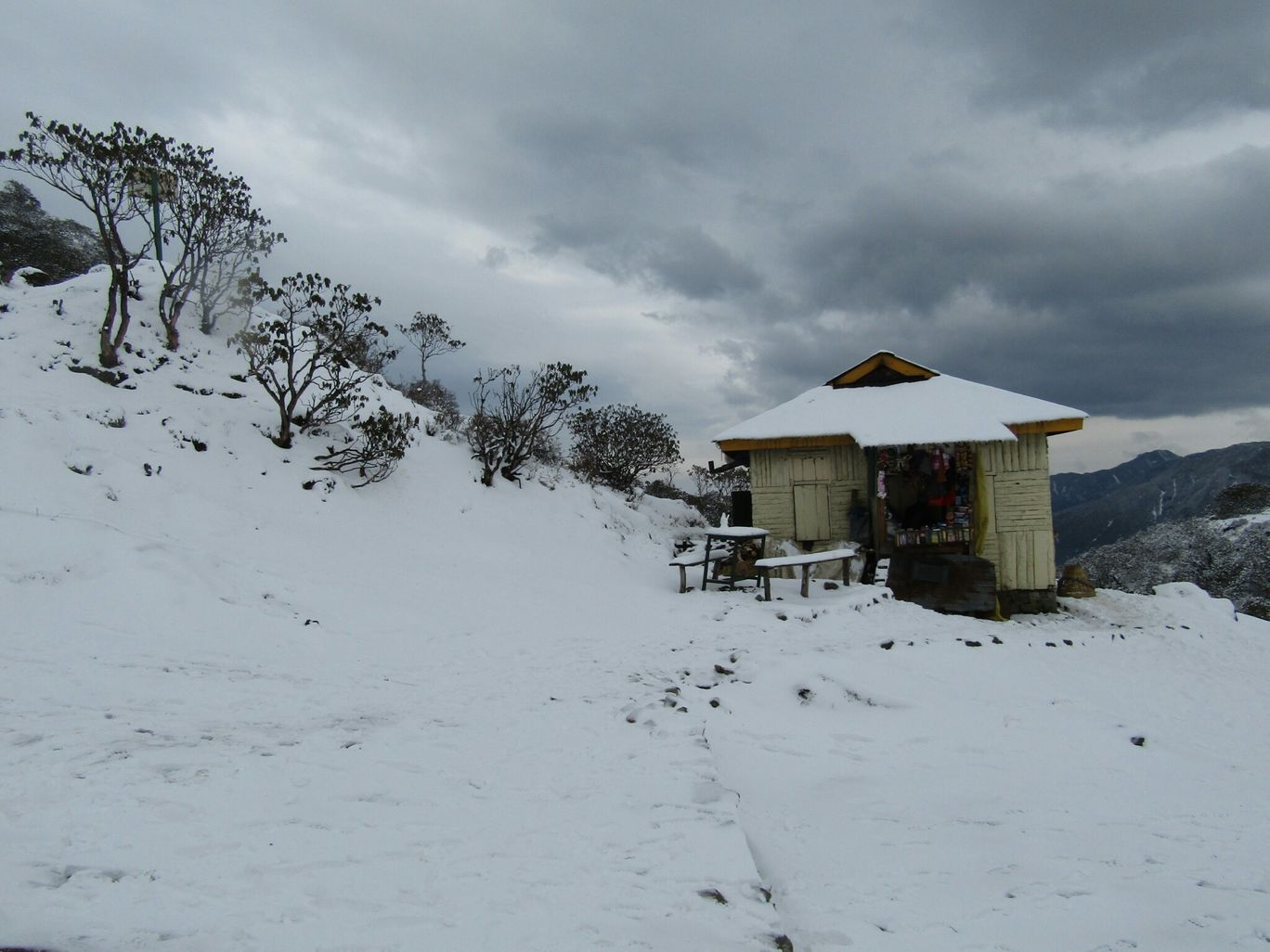 Photo of Dzongri Top By Broteen Biswas
