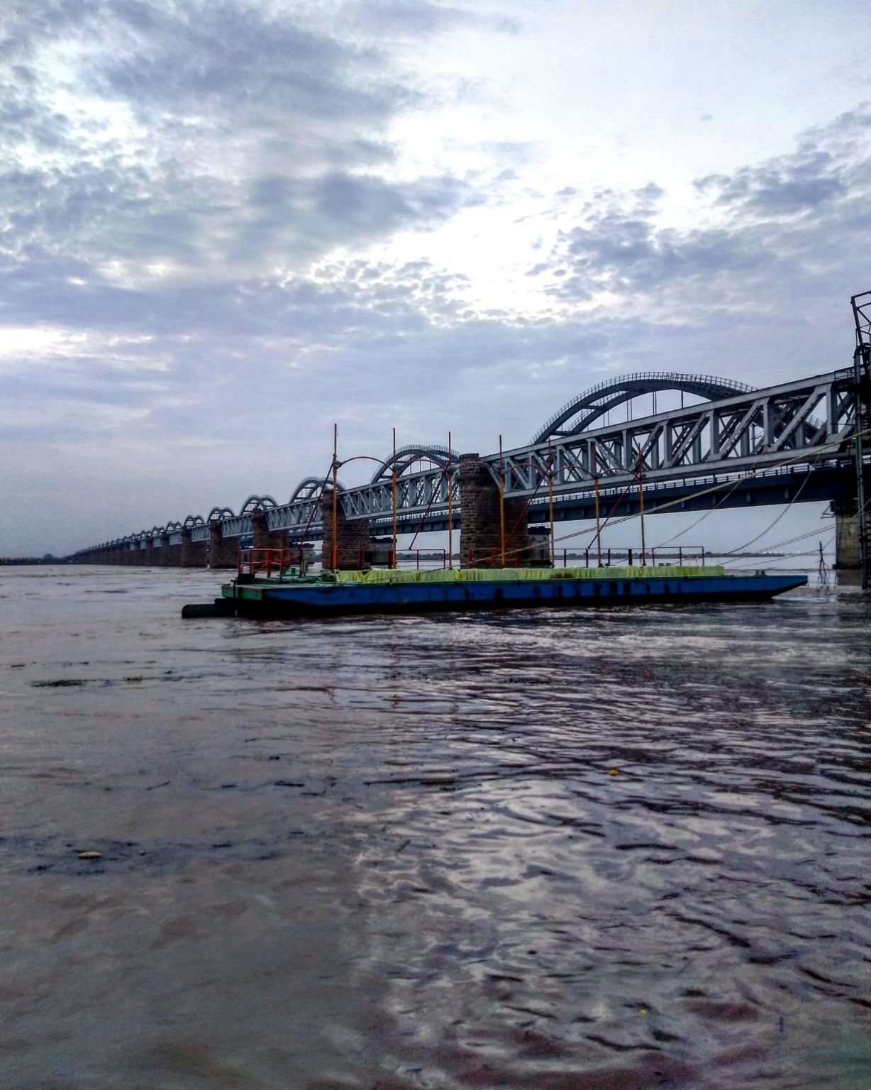 Photo of Godavari Arch Bridge By Vineeth