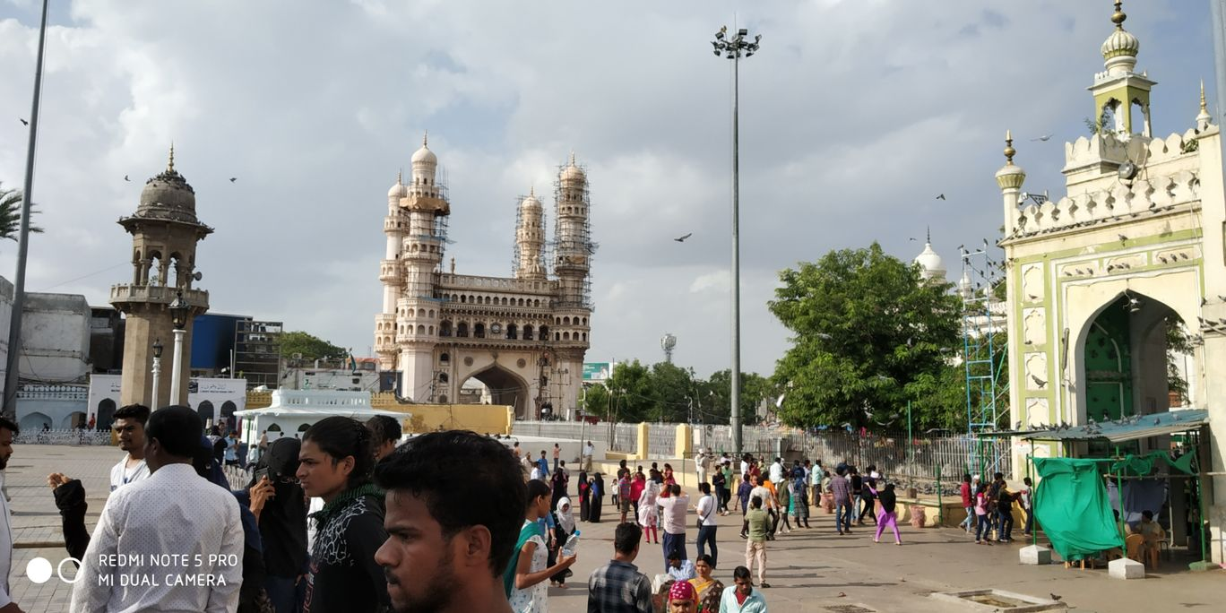 Photo of Charminar By Chinmay Rout