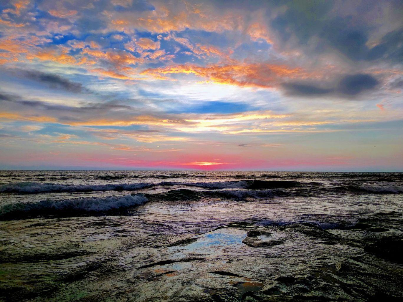 Photo of Someshwara Beach Byndoor By Nithin Dsouza