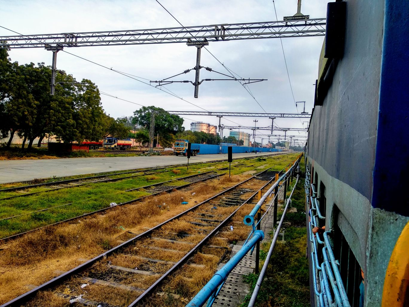 Photo of Cantonment Railway Station By Nithin Dsouza