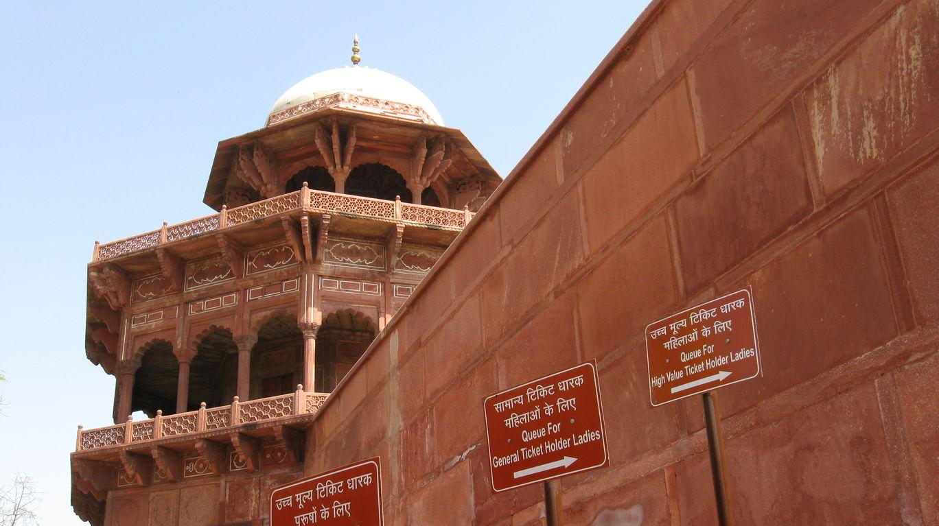 Photo of Taj Mahal By Prasath C S