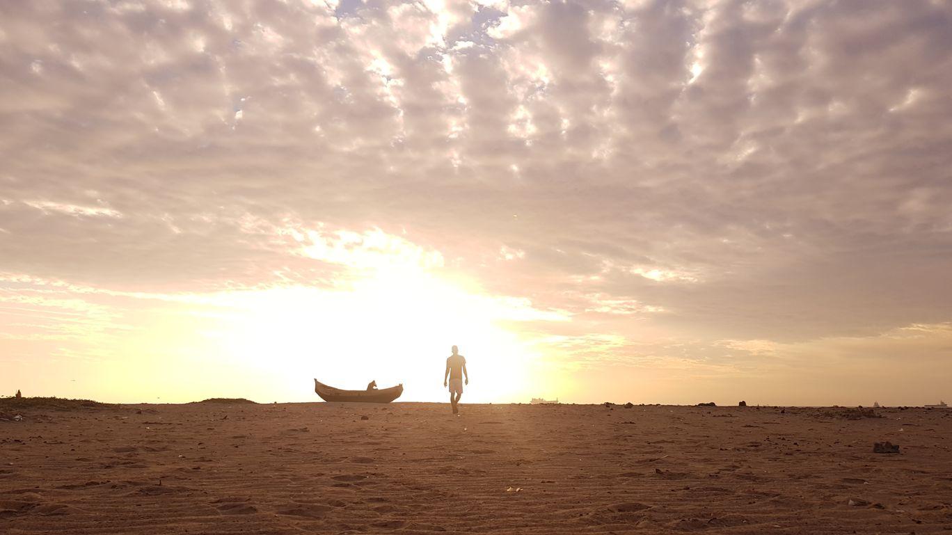 Photo of Kakinada Beach By Manikanteshwar Tummala