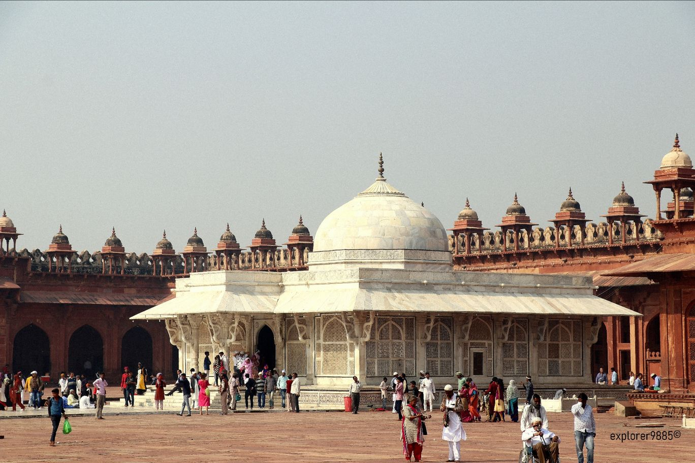 Photo of Fatehpur Sikri By explorer 9885