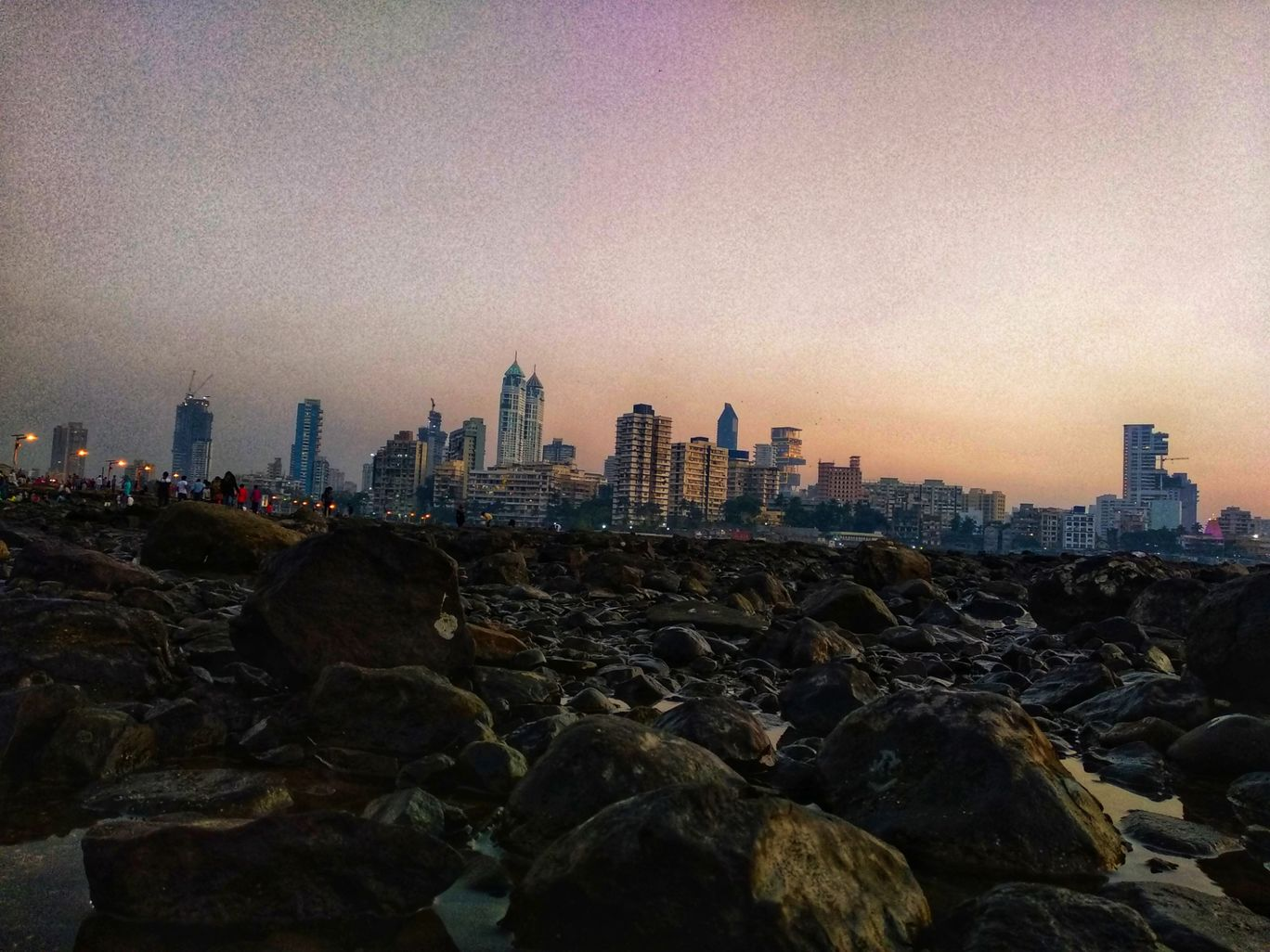 Photo of Mumbai By Nitesh Gour