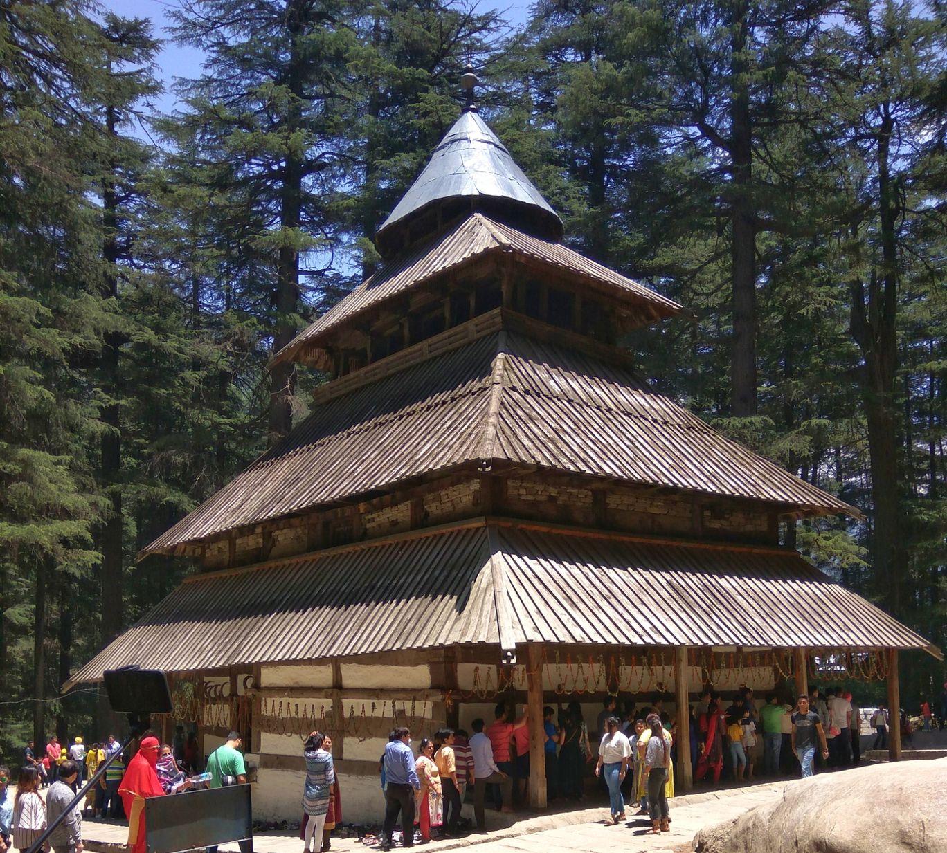 Photo of Hadimba Devi Temple By Kuldeep Kumar