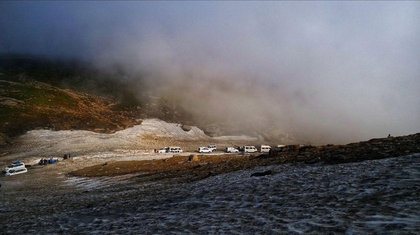Photo of Rohtang Pass By Kuldeep Kumar