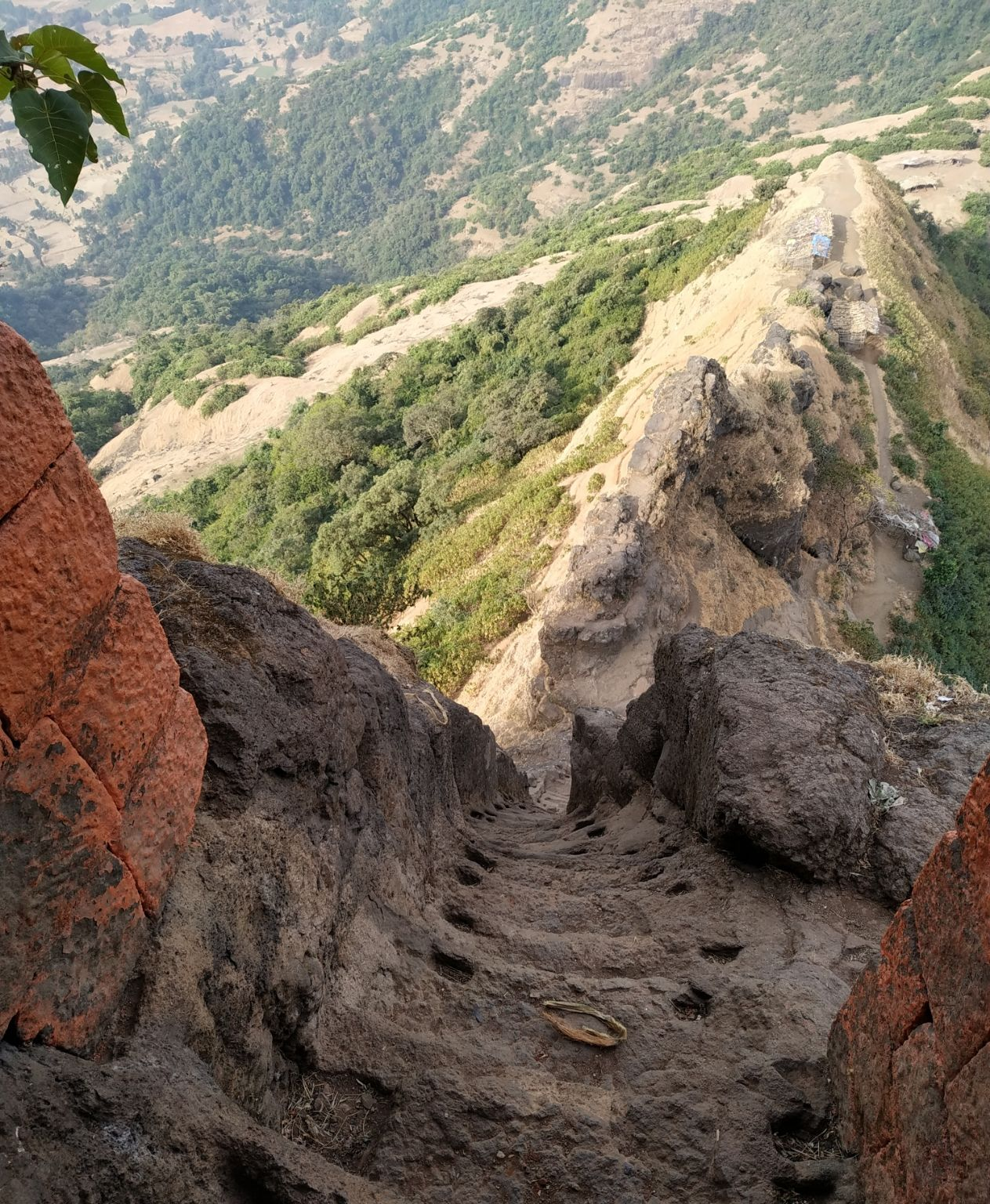 Photo of Harihar Fort By Vishnu Viswanathan