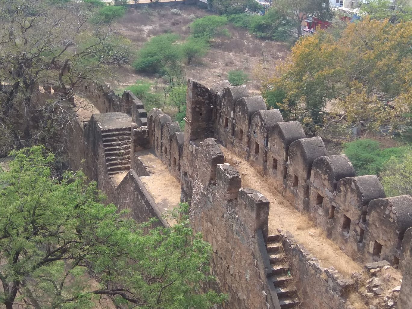 Photo of Jhansi Fort By vikas