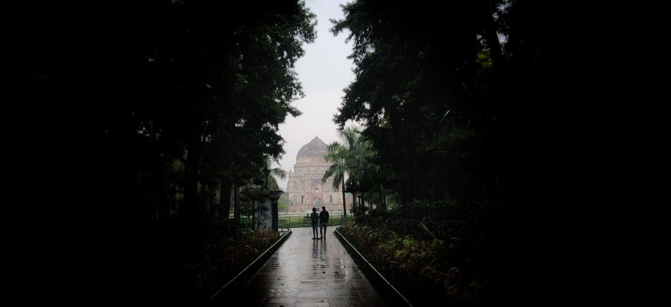 Photo of Lodhi Gardens By satish kumar