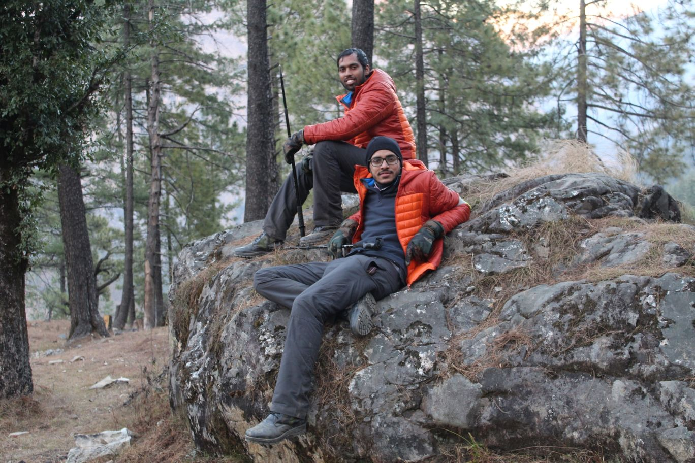 Photo of Kedarkantha Peak By Abhay Kumar