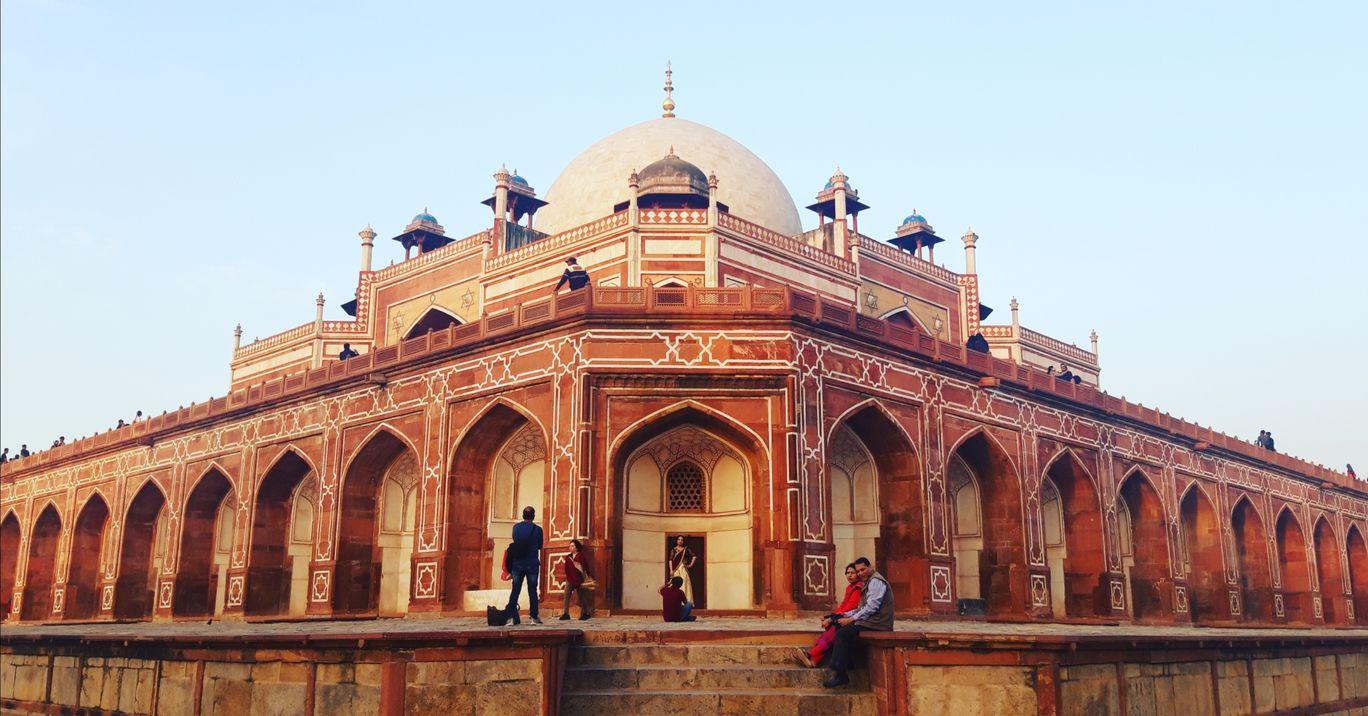 Photo of Humayun's Tomb By Mishala Martin