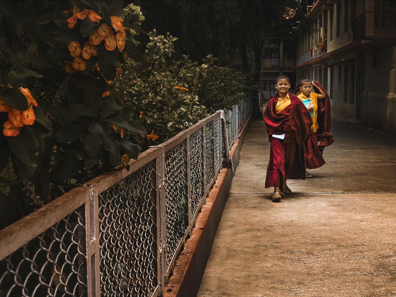 Photo of Namdroling Monastery Golden Temple By Swati Bhingare