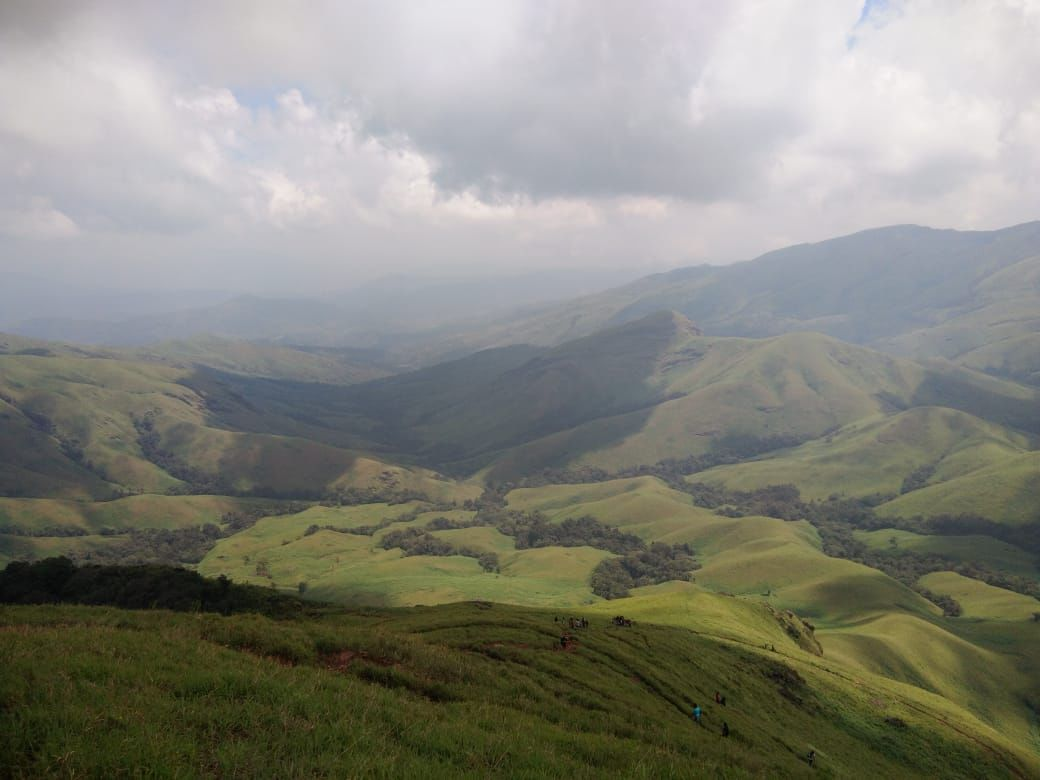 Photo of Kudremukh Top View Point By Vijay Sainu