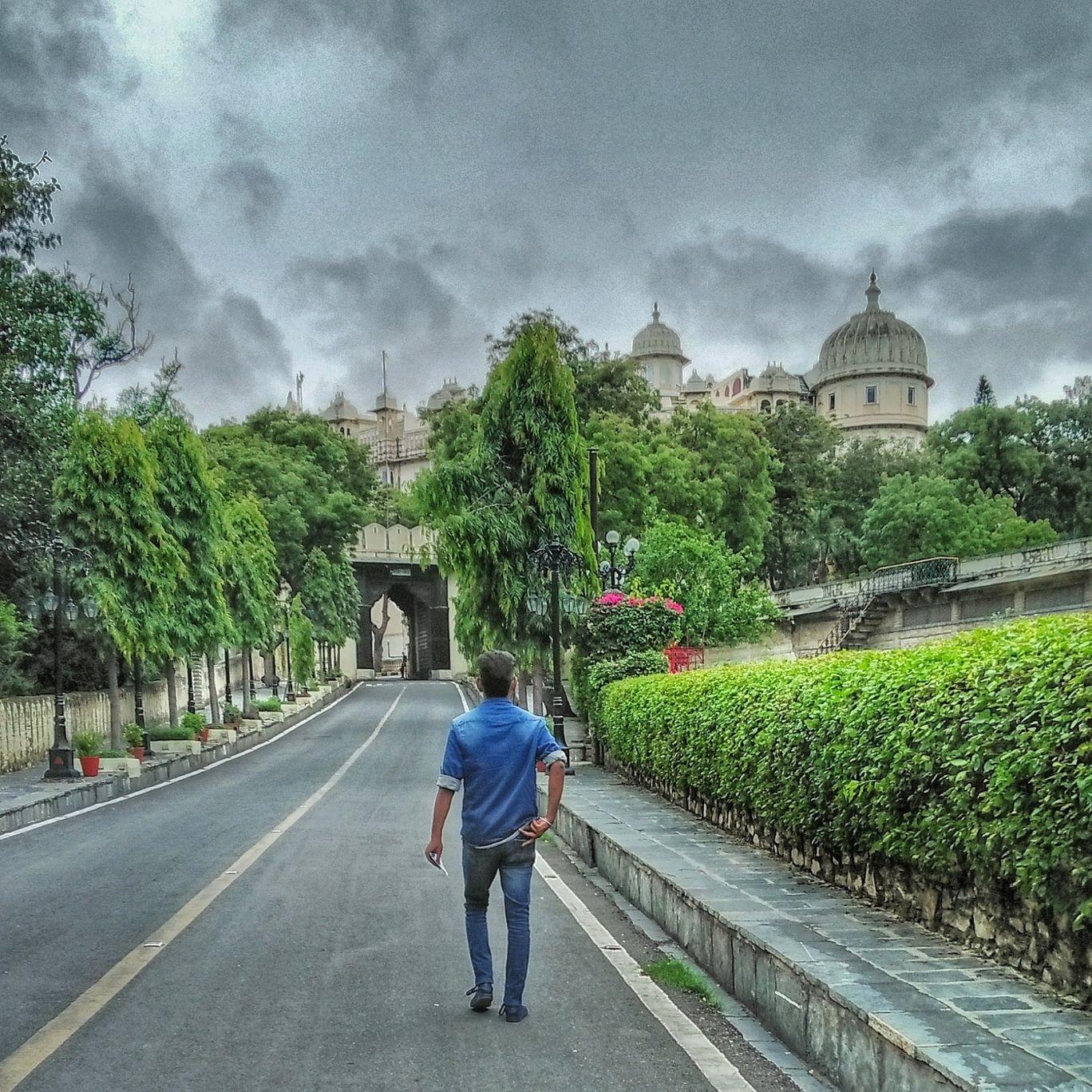 Photo of Monsoon Palace By Ritesh pal