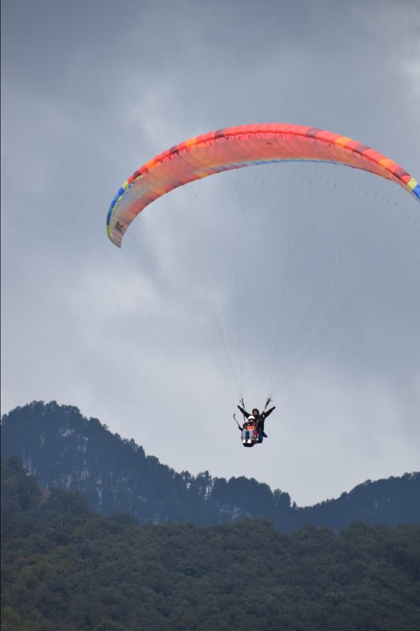 Photo of Bir Billing Paragliding By Monika Chaudhary
