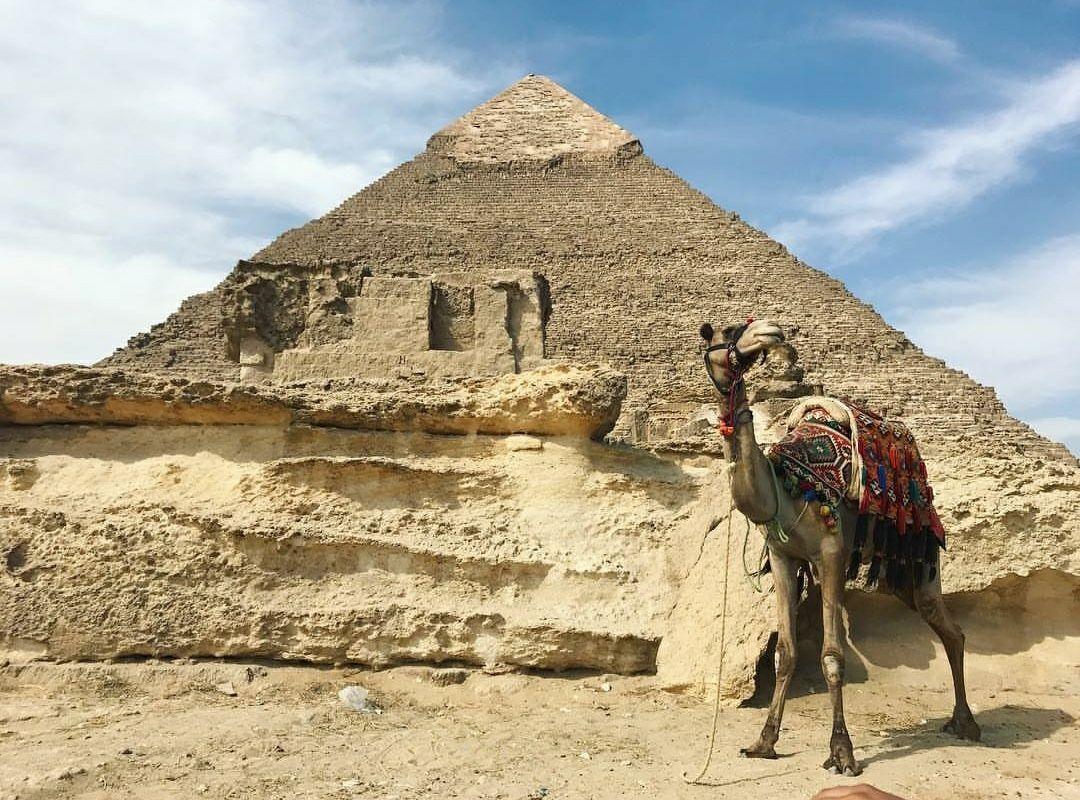 Photo of Giza By Adit Jain