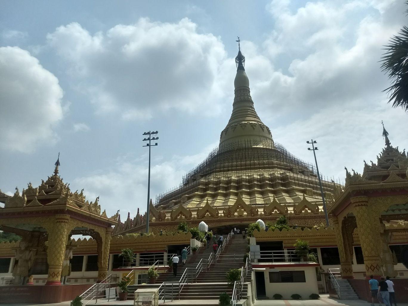 Photo of Global Vipassana Pagoda By Vish Mondal