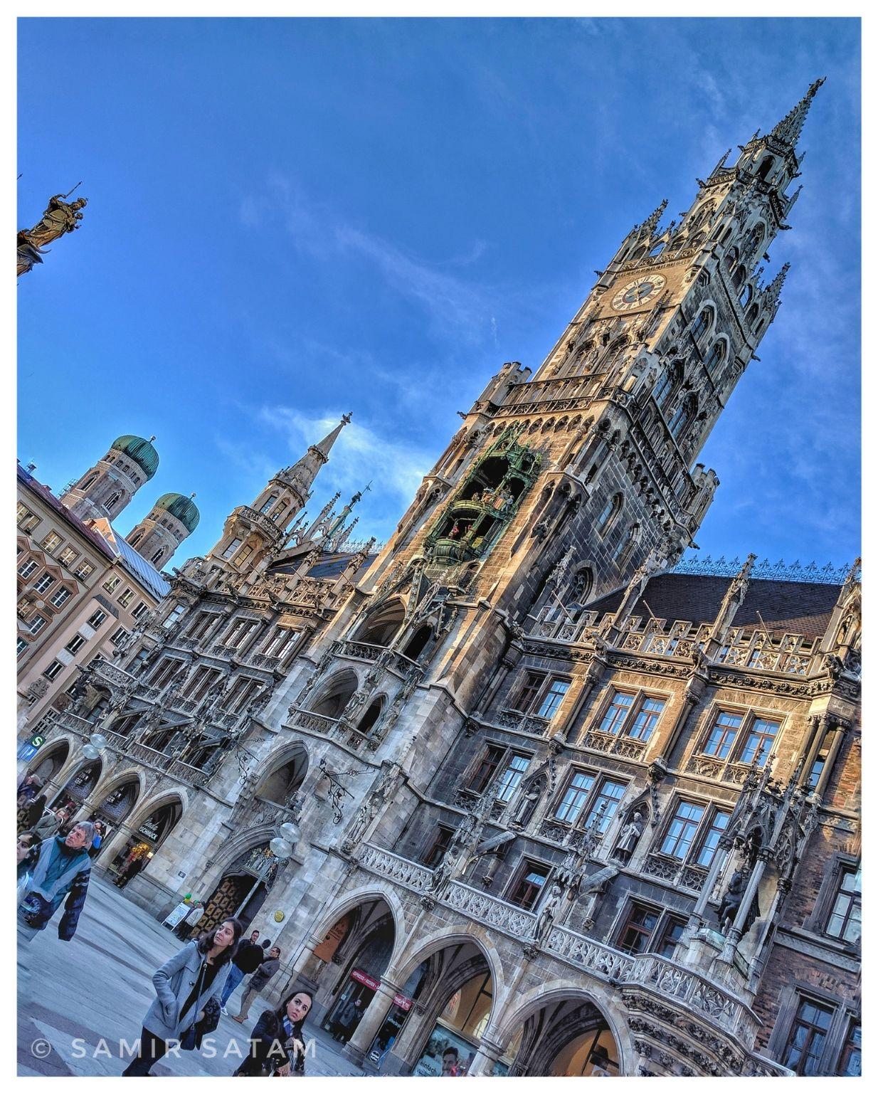 Photo of Munich By Samir Satam