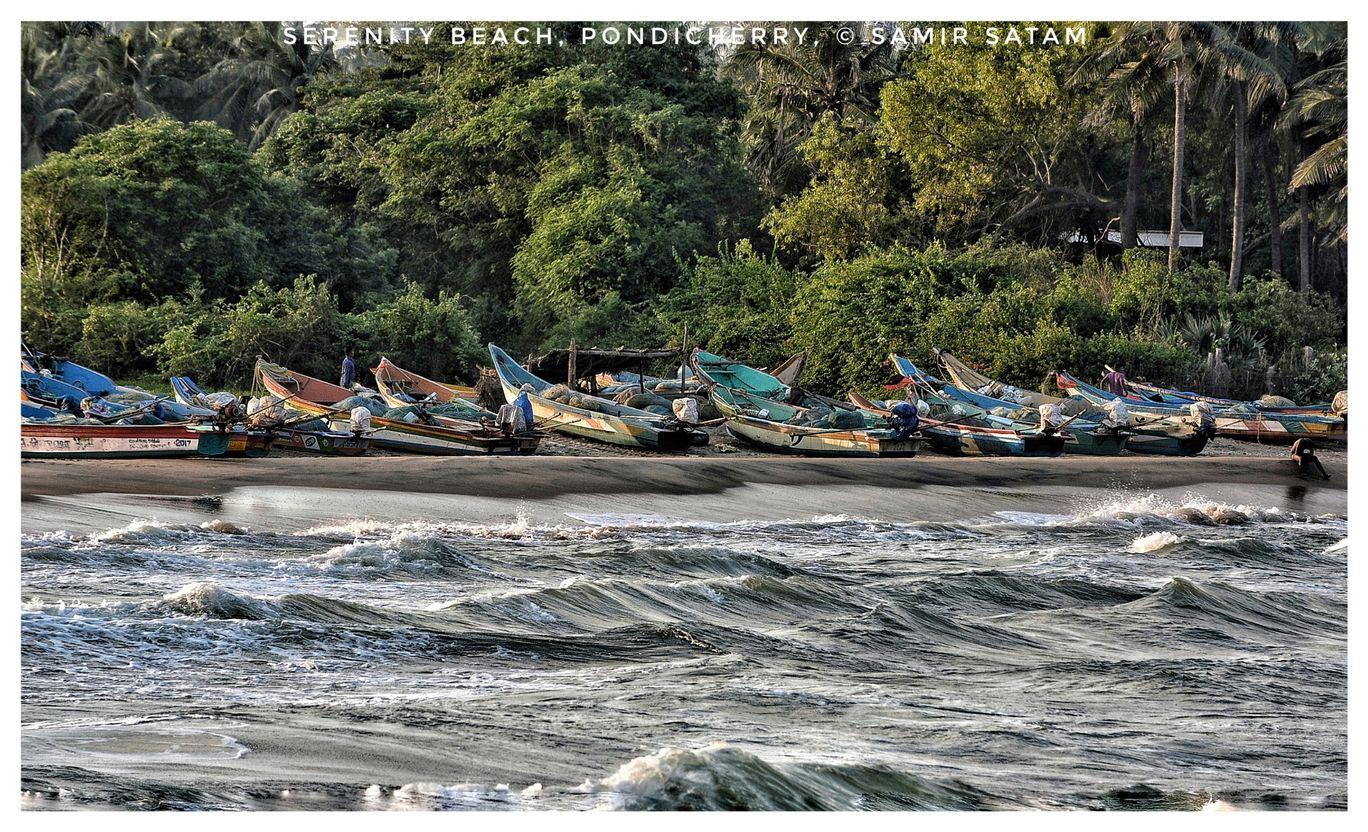 Photo of Pondicherry By Samir Satam