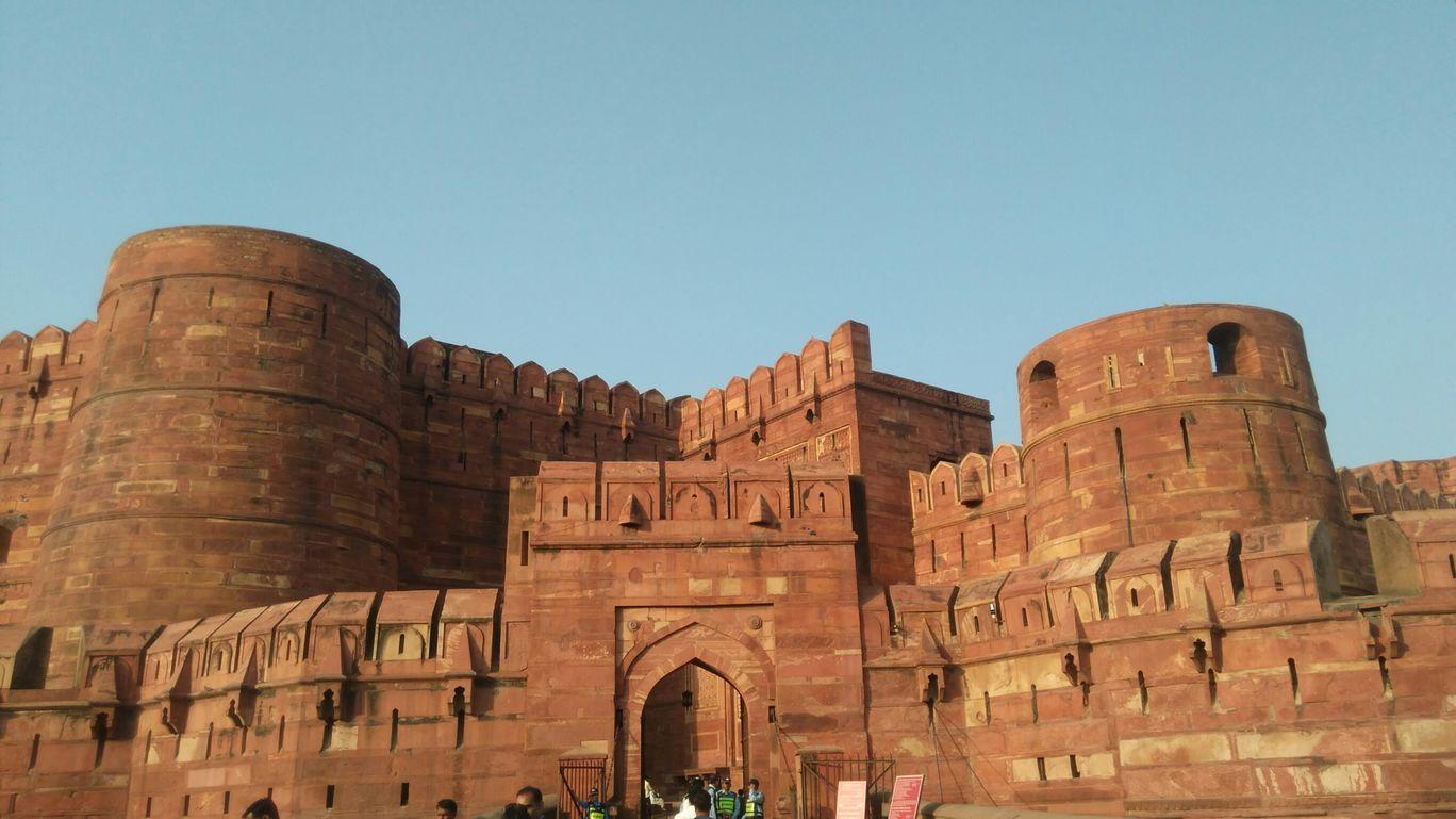 Photo of Agra By Adesh Jain