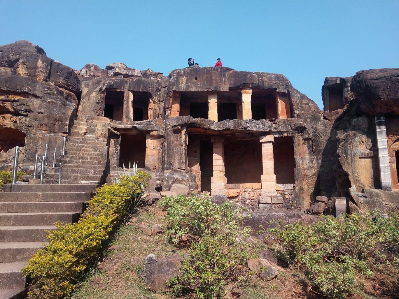 Photo of Udayagiri Caves By Sweety Shukla