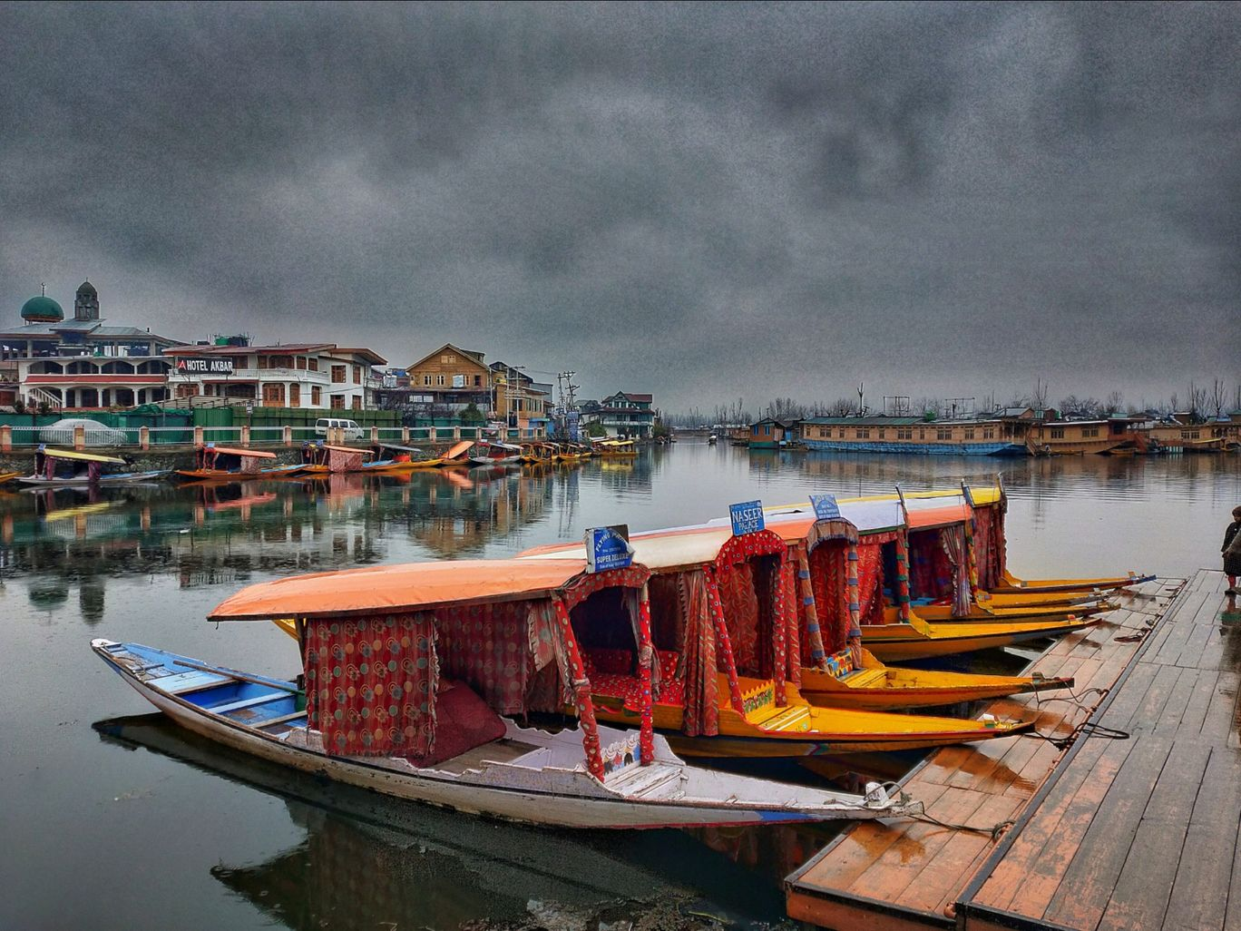 Photo of Dal Lake By The Jammu and Kashmir Tourism