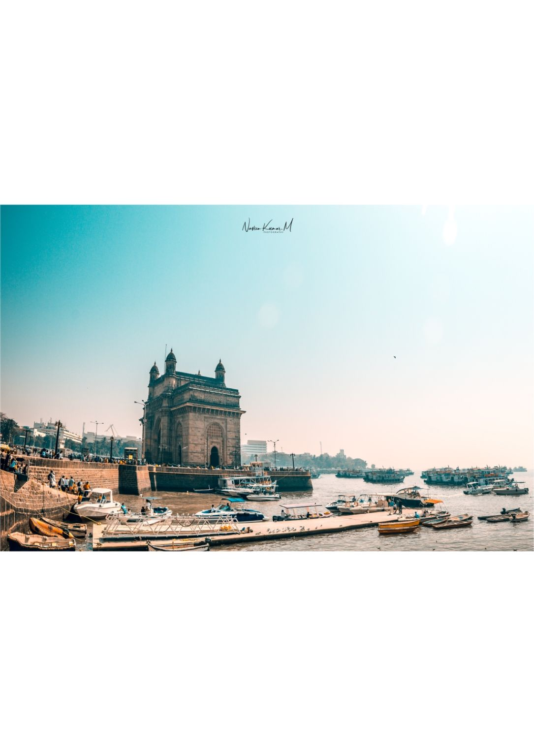 Photo of Gateway of India By Naveen kumar
