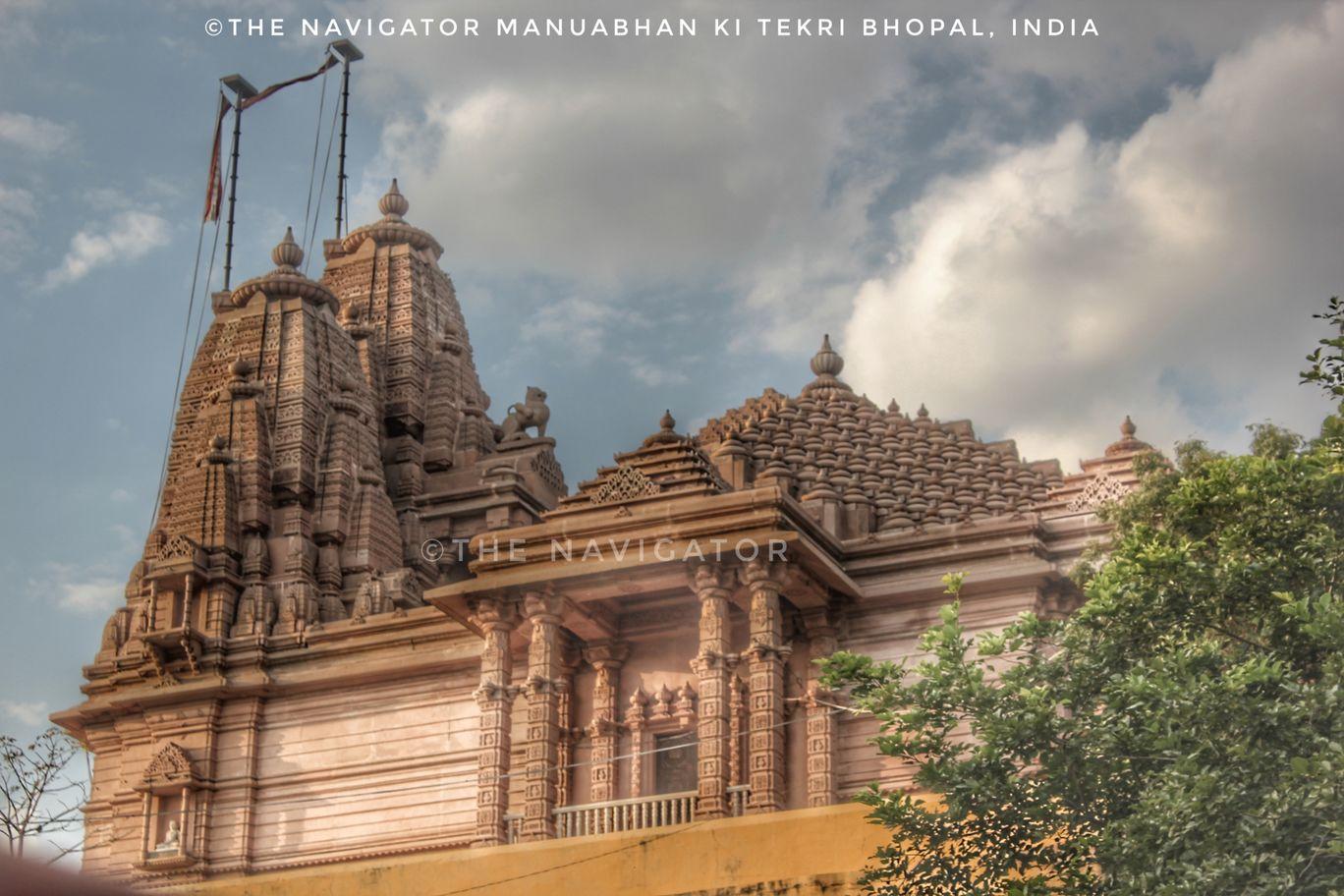 Photo of Manuabhan Tekri By Chanderi Madhya predesh.