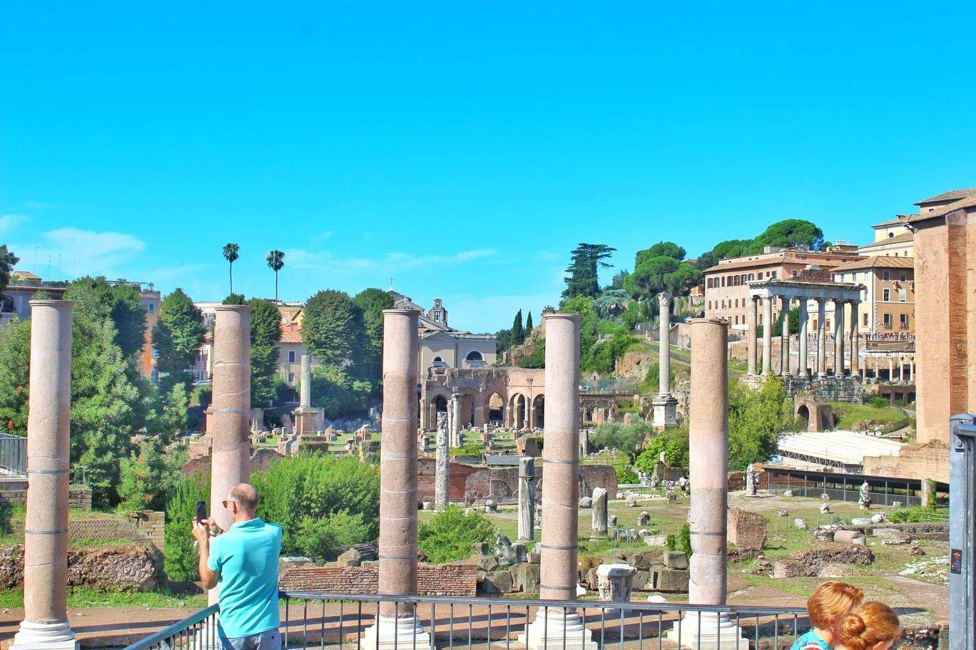 Photo of Rome By Abhishek Sinha