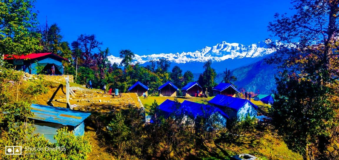 Photo of Chopta By Mohit Singh