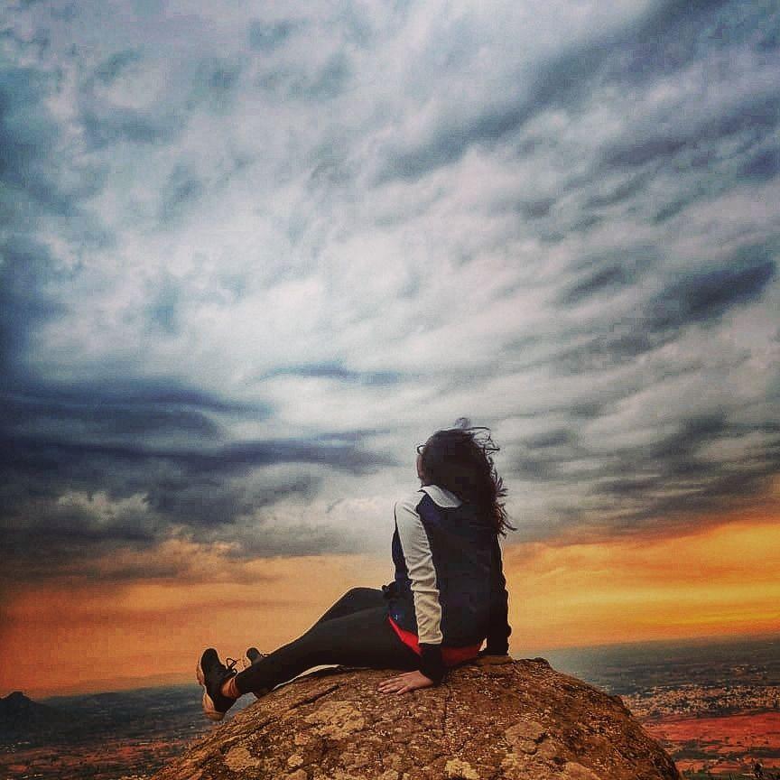 Photo of Skandagiri Hills By aakansha ajay