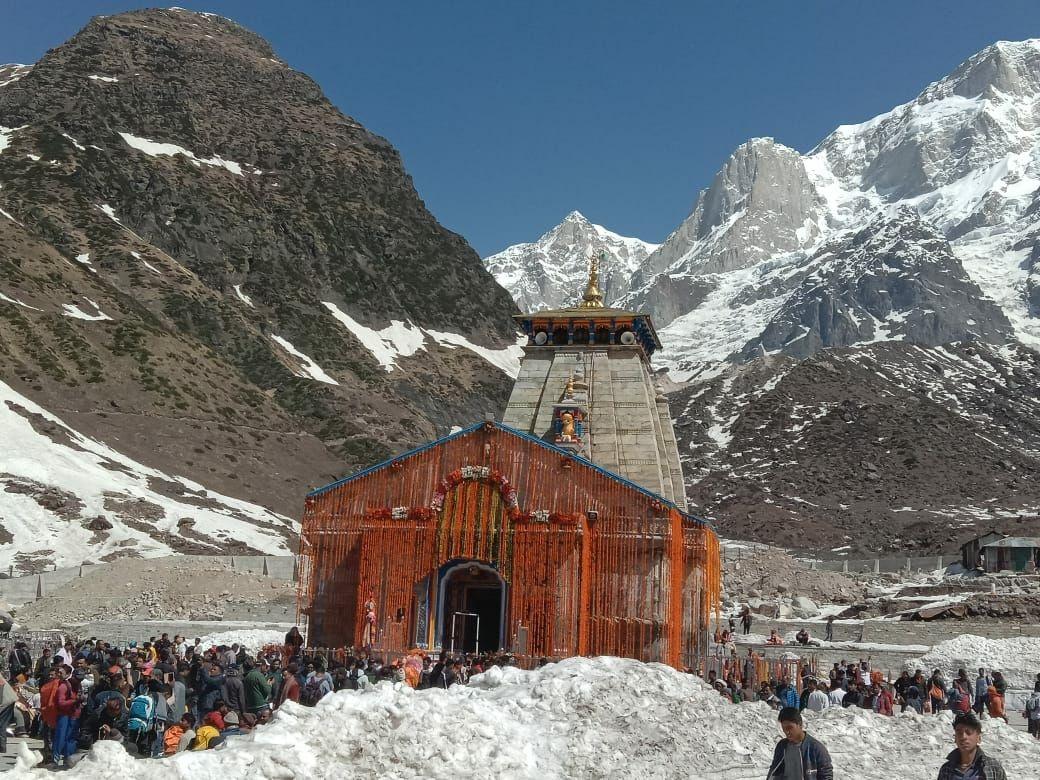 Photo of Kedarnath Temple By Sumit Khanduri