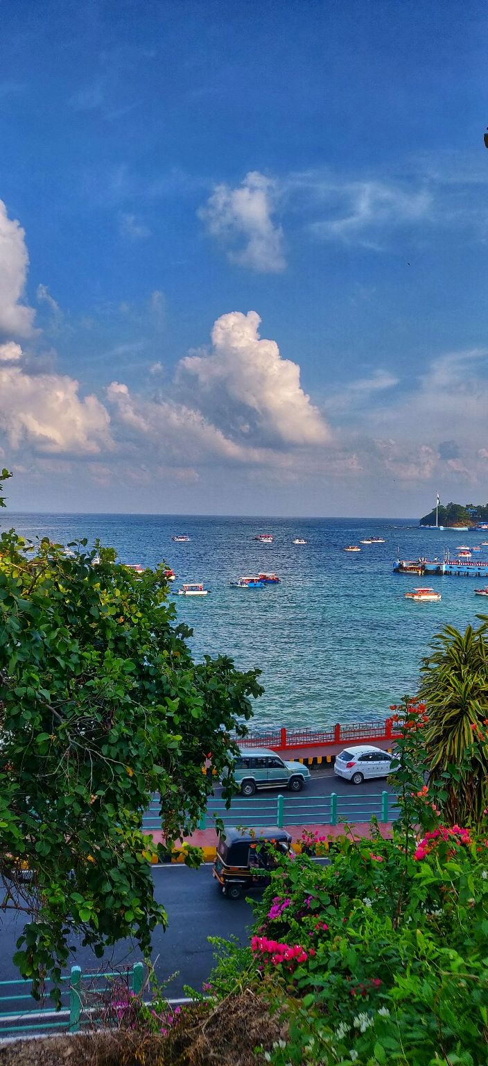 Photo of Port Blair By Sonas kumar