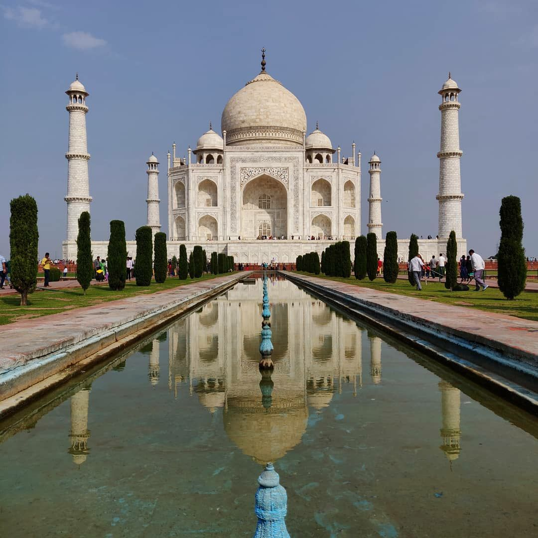 Photo of Taj Mahal By Pulkit Jain