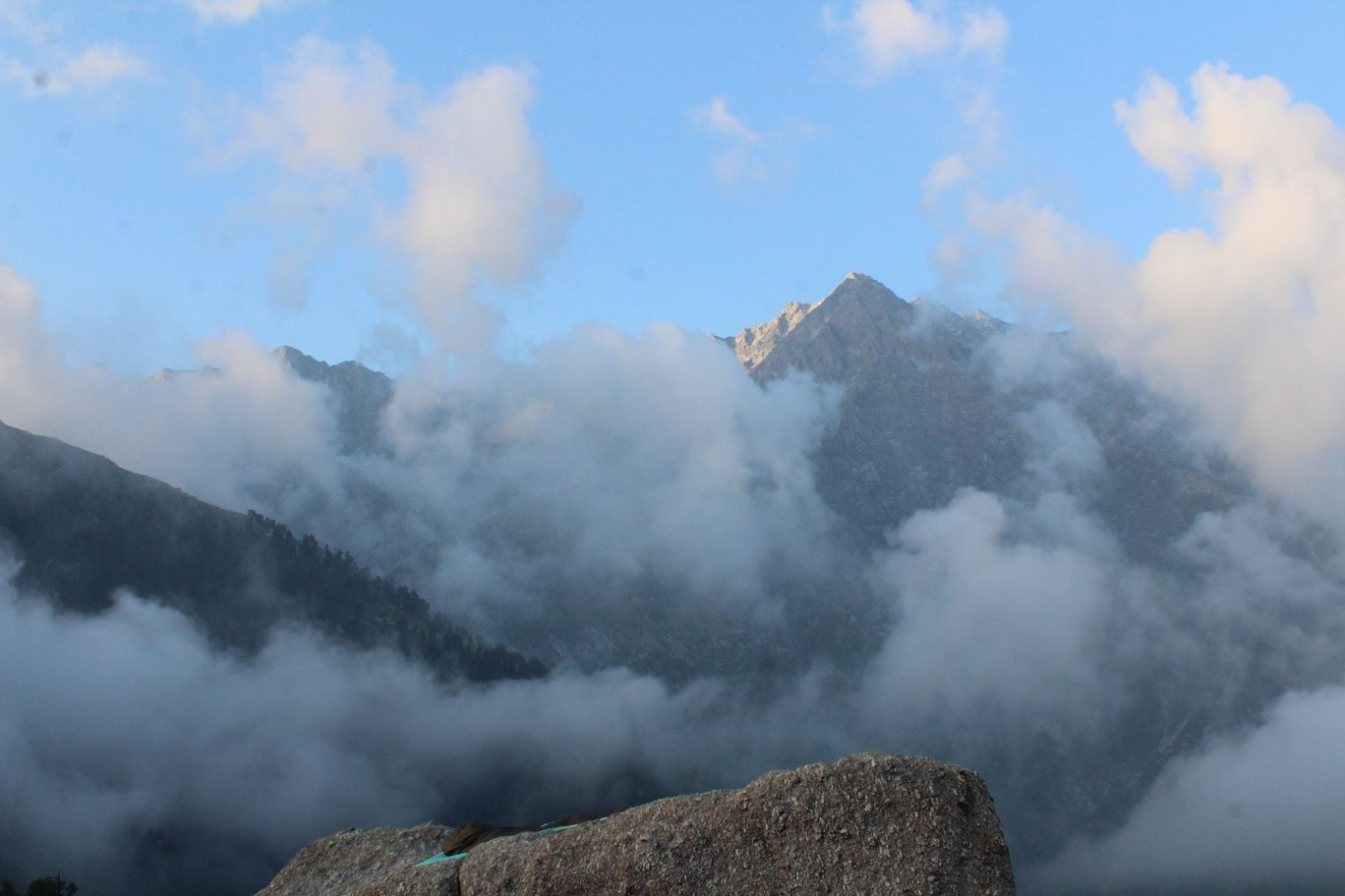 Photo of Triund Trek By Bhupendra Singh rajput