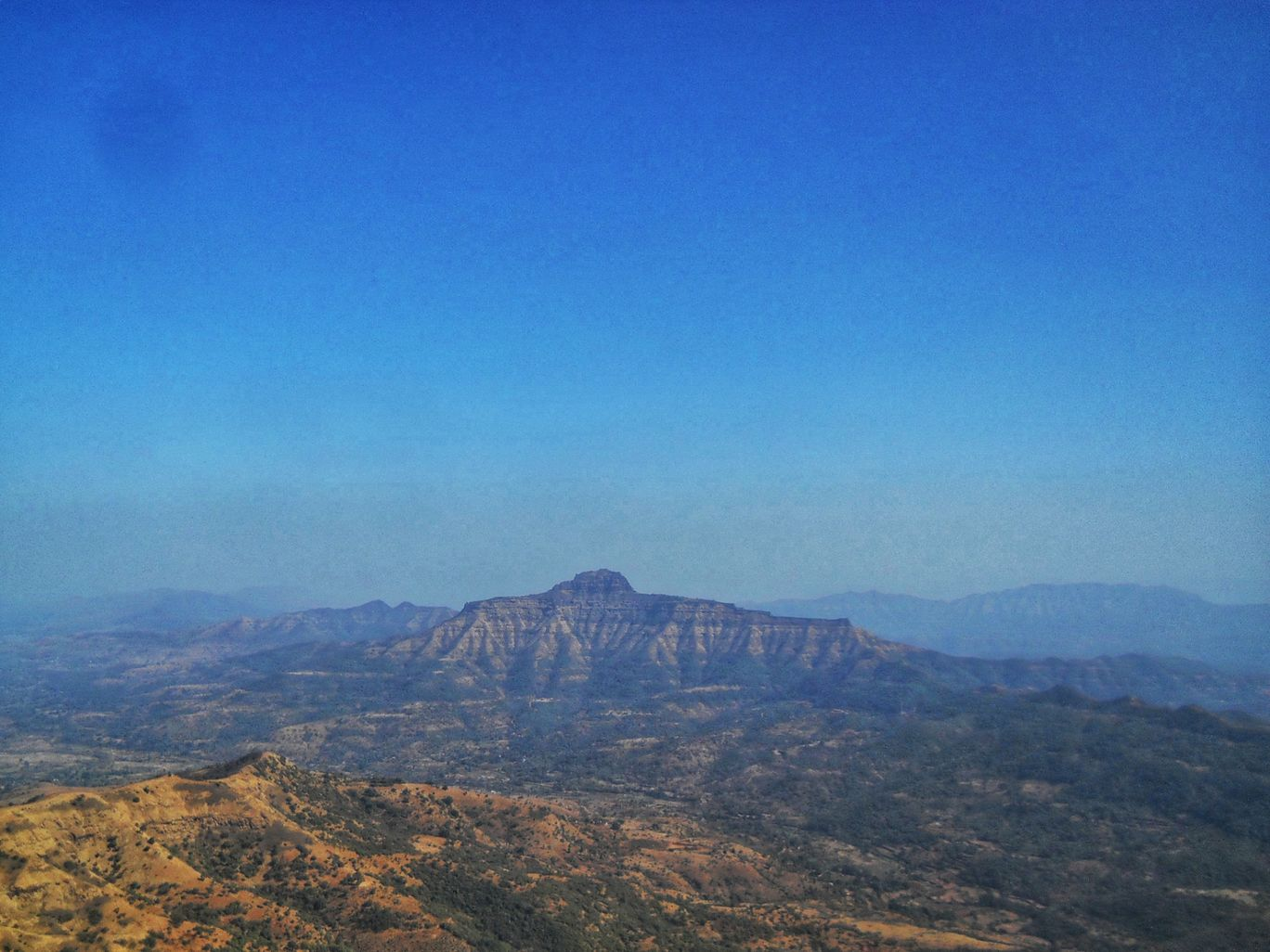 Photo of Rajgad Fort By Dhananjay Dhurve