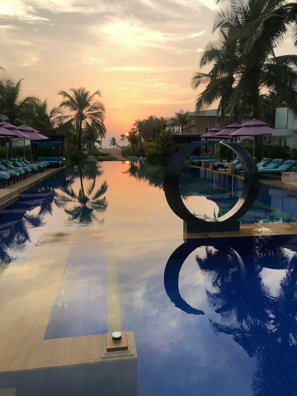 Photo of Azaya Beach Resort Goa By Najmuddin Pachorawala