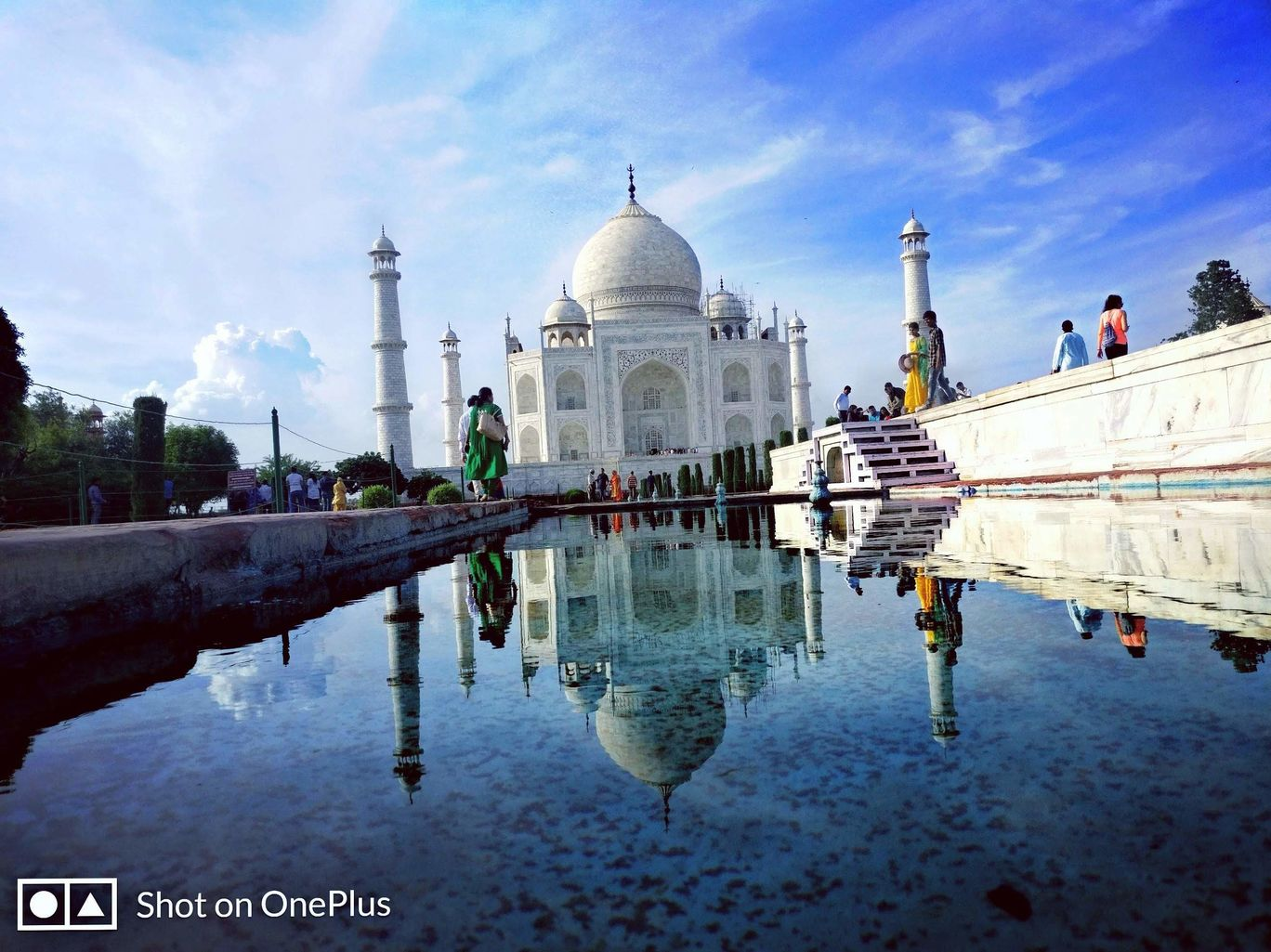 Photo of Taj Mahal By Viral Augustine Videos