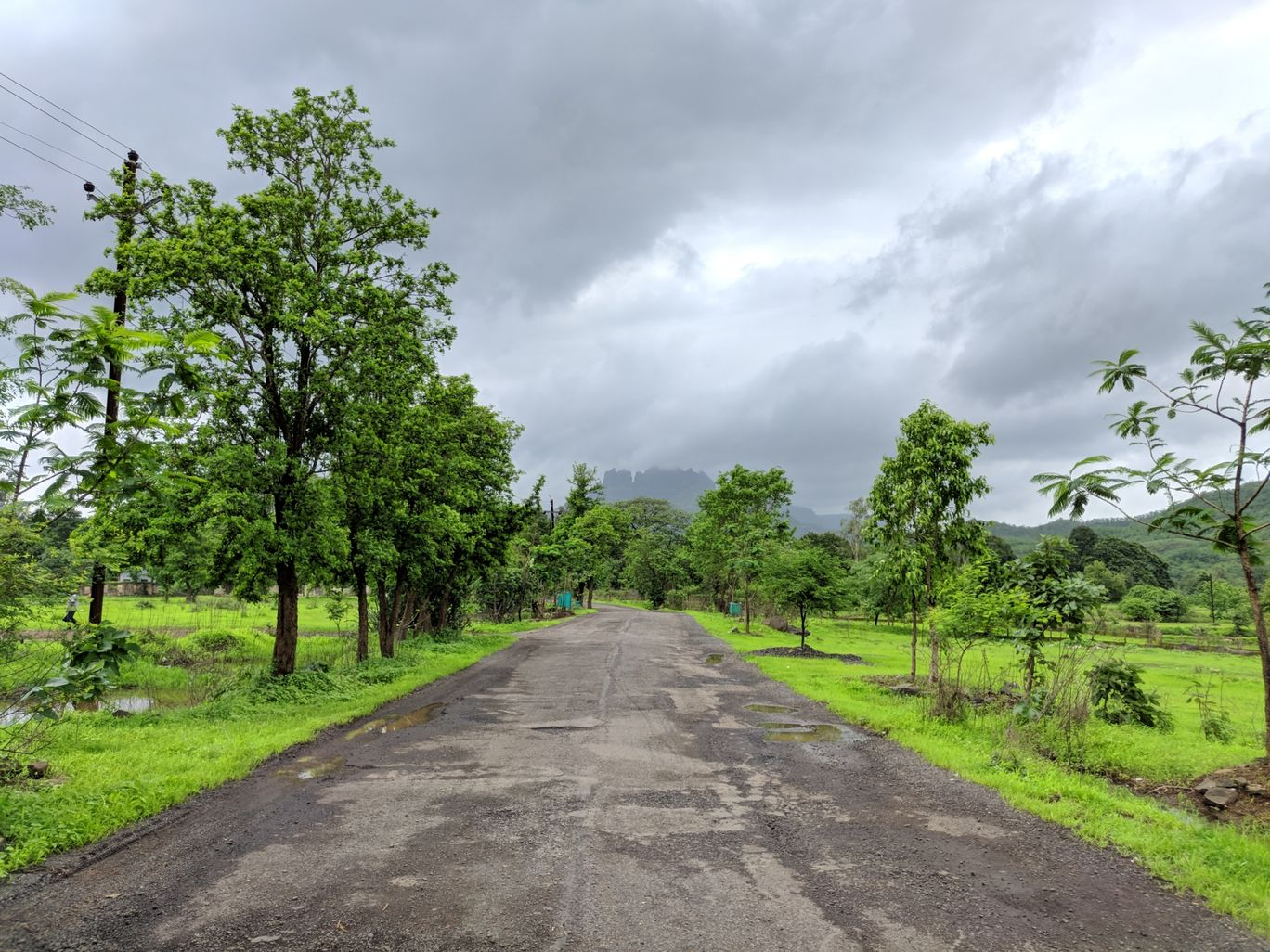 Photo of Dahagaon Road By Travel Diaries Of SIDD