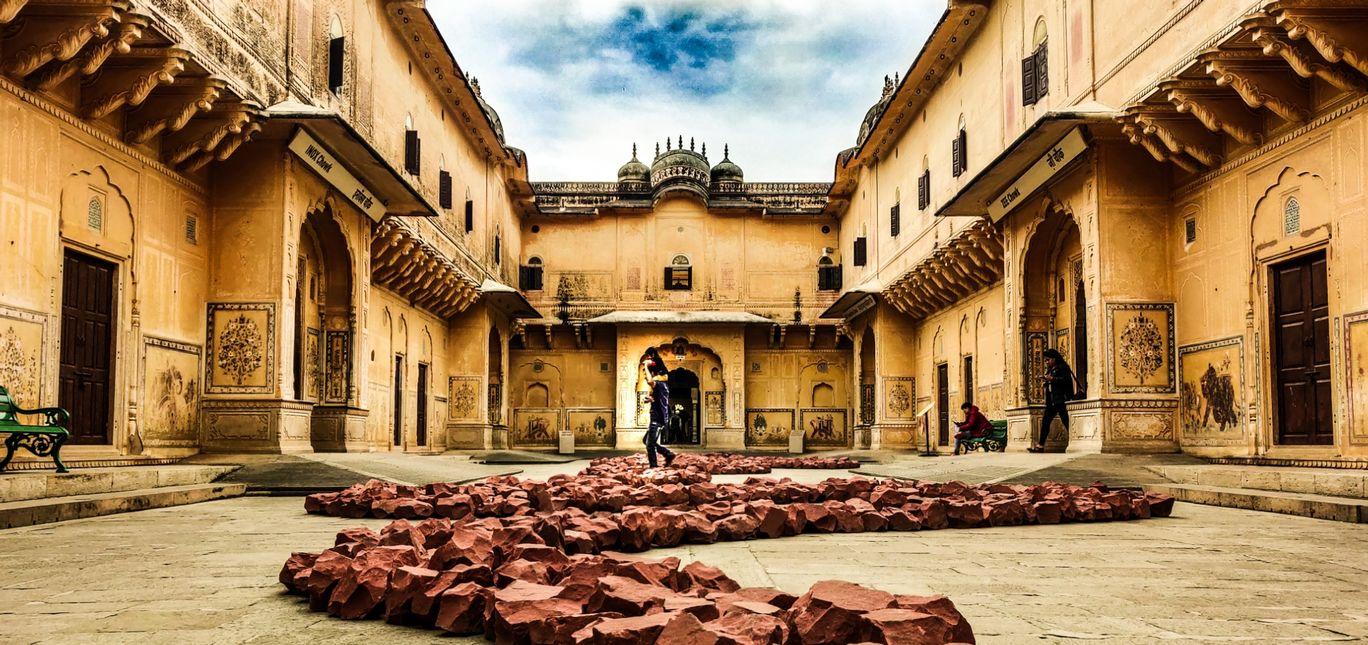 Photo of Nahargarh Fort By Abhishek Tanwar