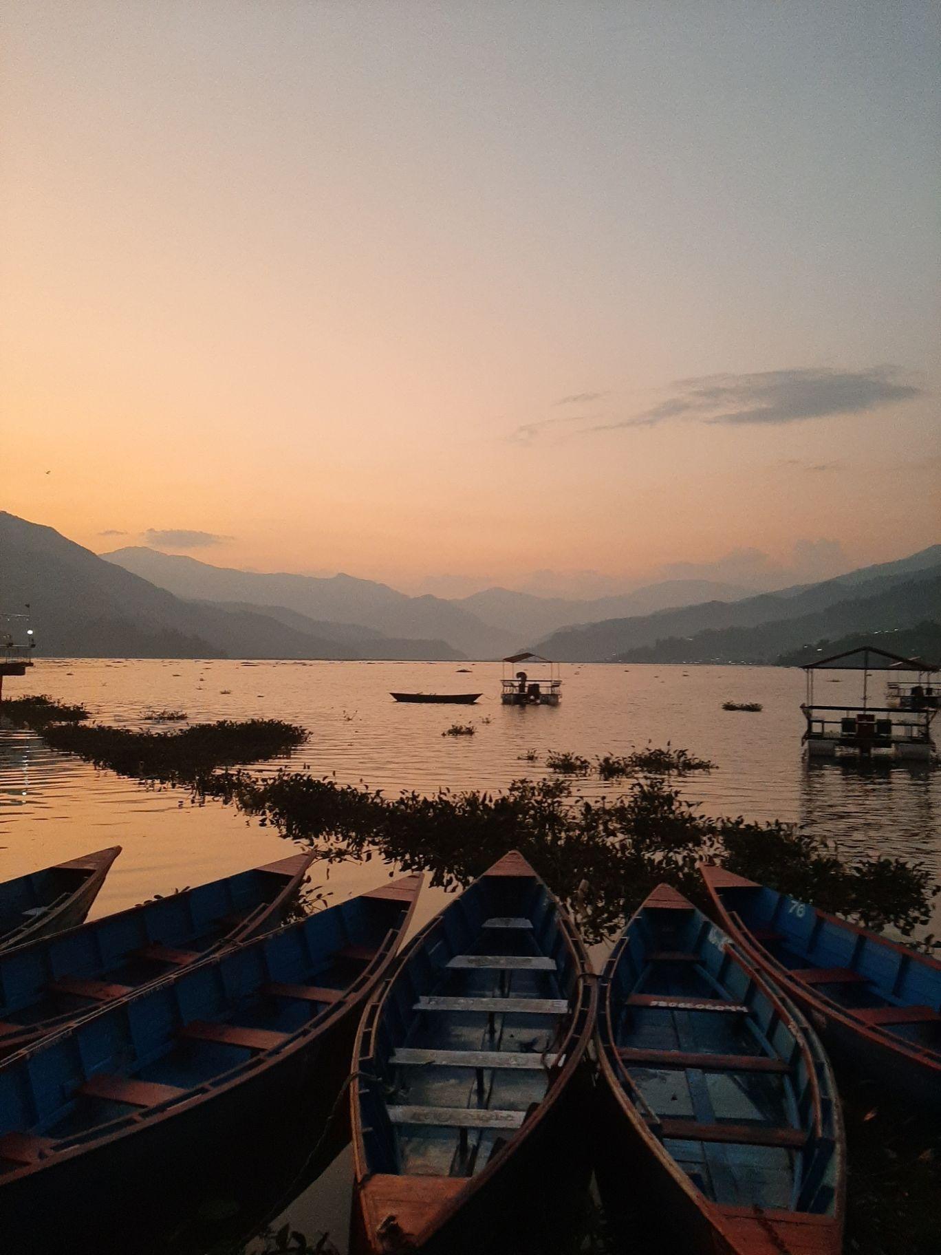 Photo of Pokhara By Deepika nandal