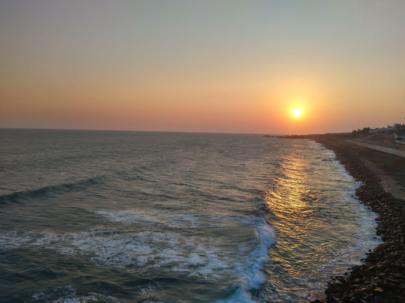 Photo of Sunset Point By Utkarsh Mane