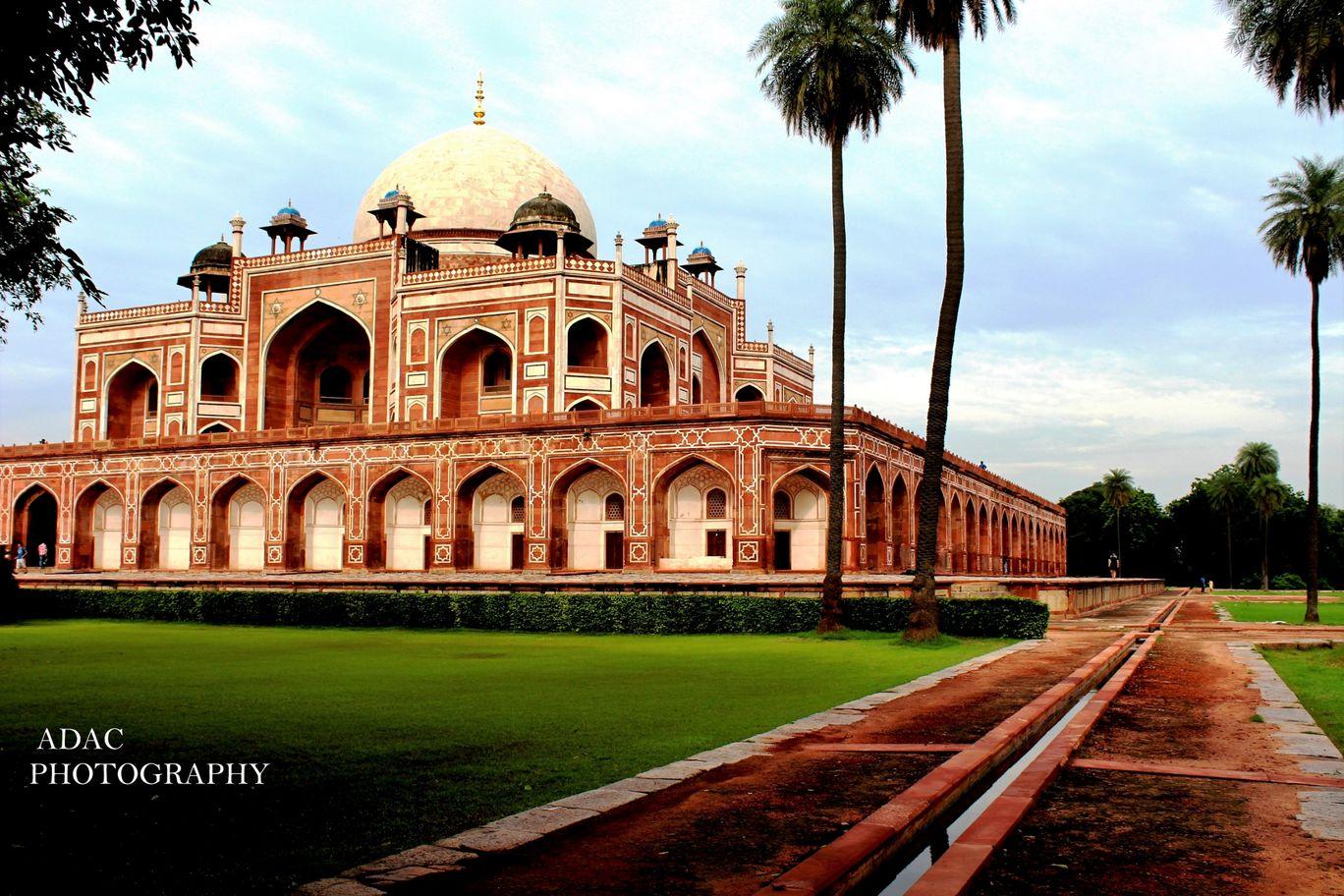 Photo of Humayun's Tomb By Satyam Gupta